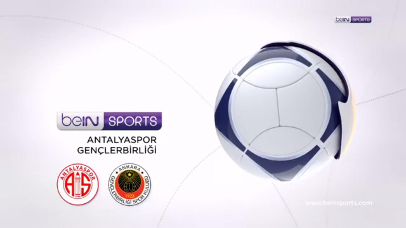 09-12-2017 - Antalyaspor 1-1 Genclerbirligi