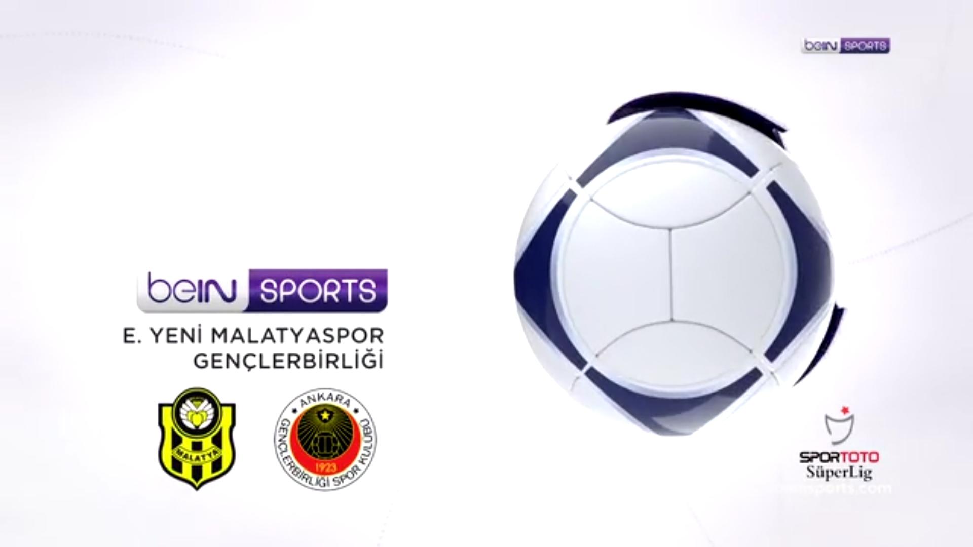 31-03-2018 - Yeni Malatyaspor 4-1 Genclerbirligi