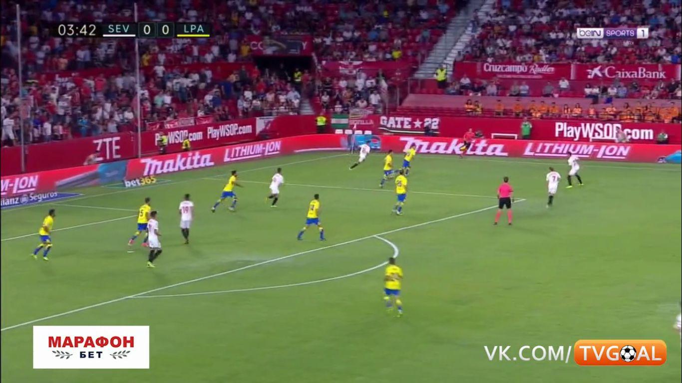 20-09-2017 - Sevilla 1-0 Las Palmas
