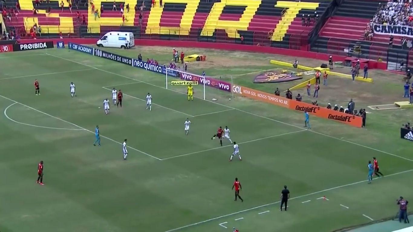 04-12-2017 - Sport Recife 1-0 Corinthians