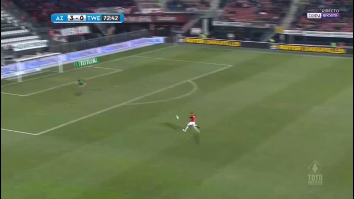 28-02-2018 - AZ Alkmaar 4-0 FC Twente (KNVB BEKER)