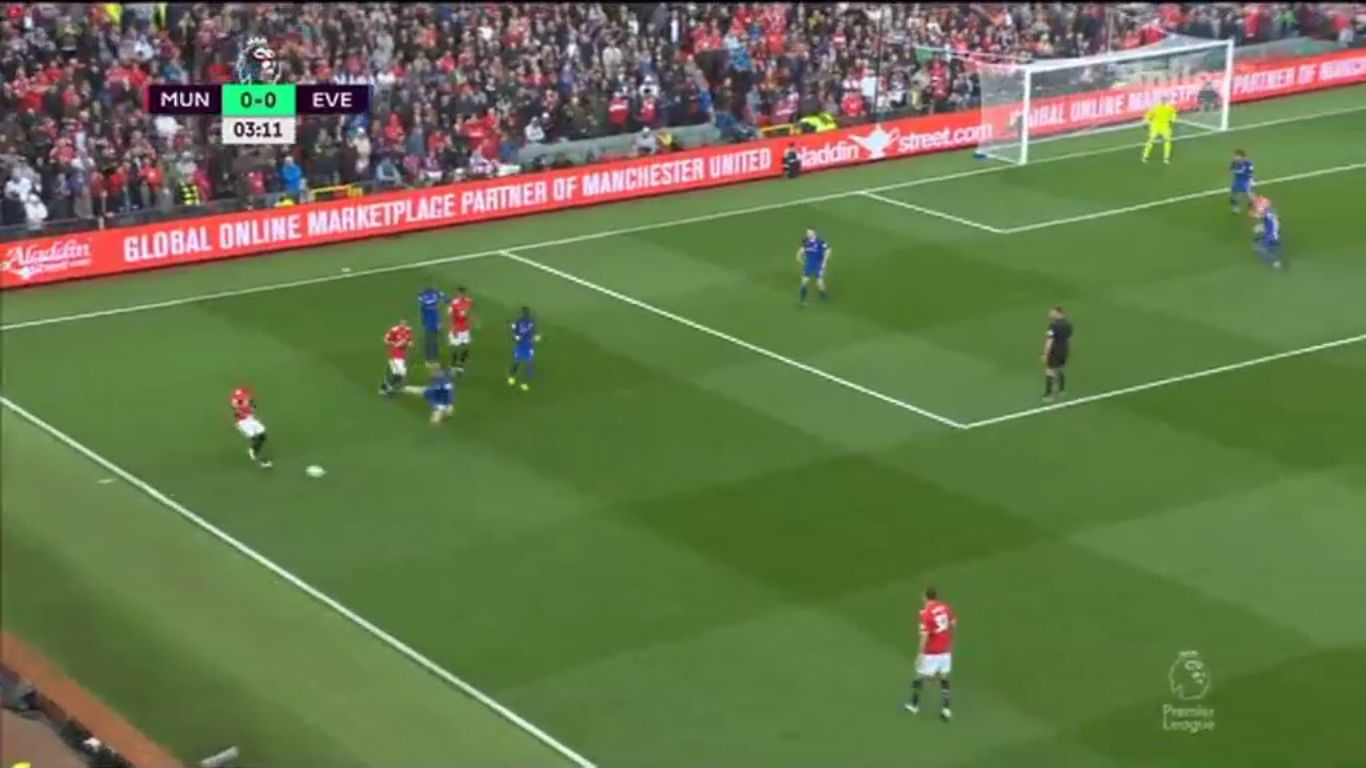 17-09-2017 - Manchester United 4-0 Everton