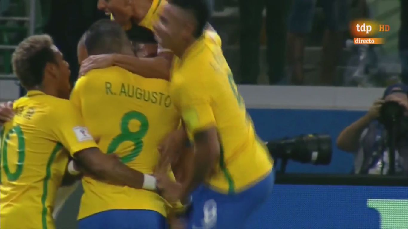 11-10-2017 - Brazil 3-0 Chile (WORLD CUP QUALIF.)