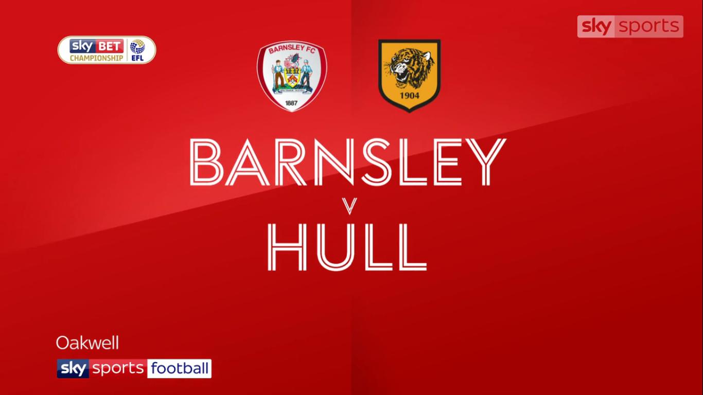 21-10-2017 - Barnsley 0-1 Hull City (CHAMPIONSHIP)
