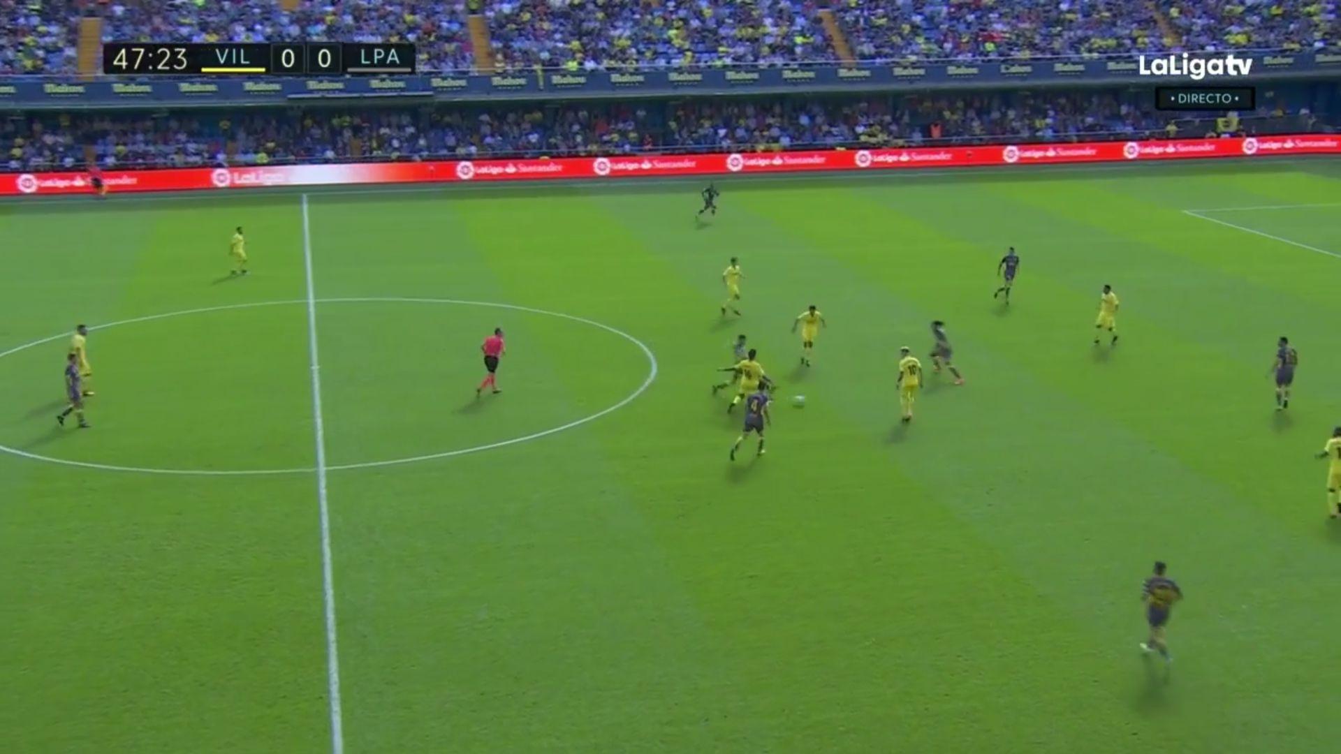 22-10-2017 - Villarreal 4-0 Las Palmas