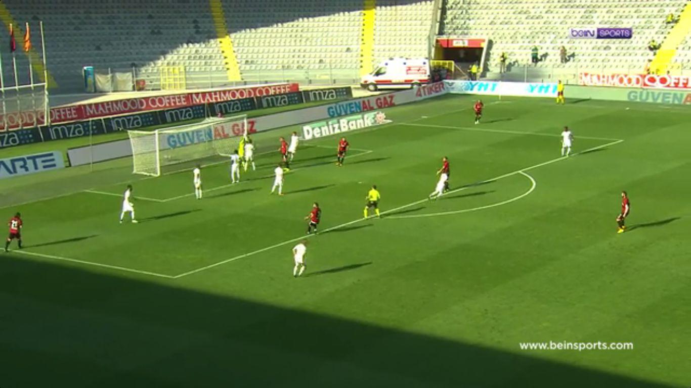 23-09-2017 - Genclerbirligi 1-0 Istanbul Basaksehir
