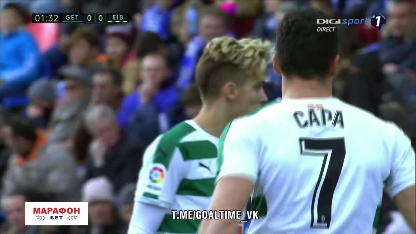 09-12-2017 - Getafe 0-0 Eibar