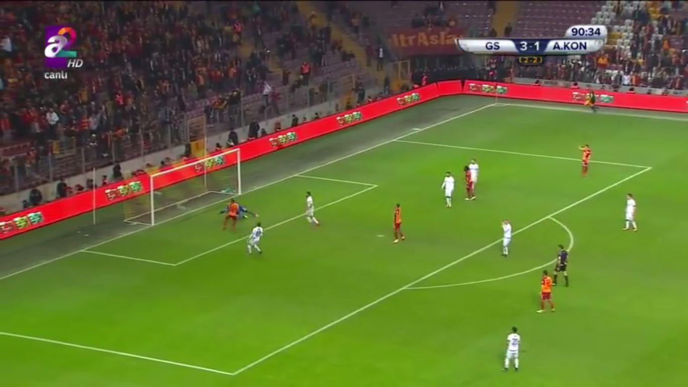 08-02-2018 - Galatasaray 4-1 Konyaspor (ZIRAAT CUP)