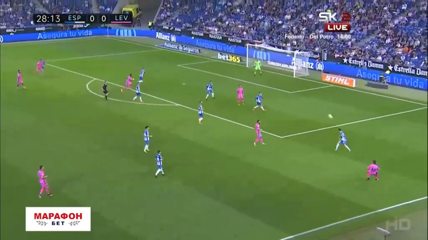 13-10-2017 - Espanyol 0-0 Levante