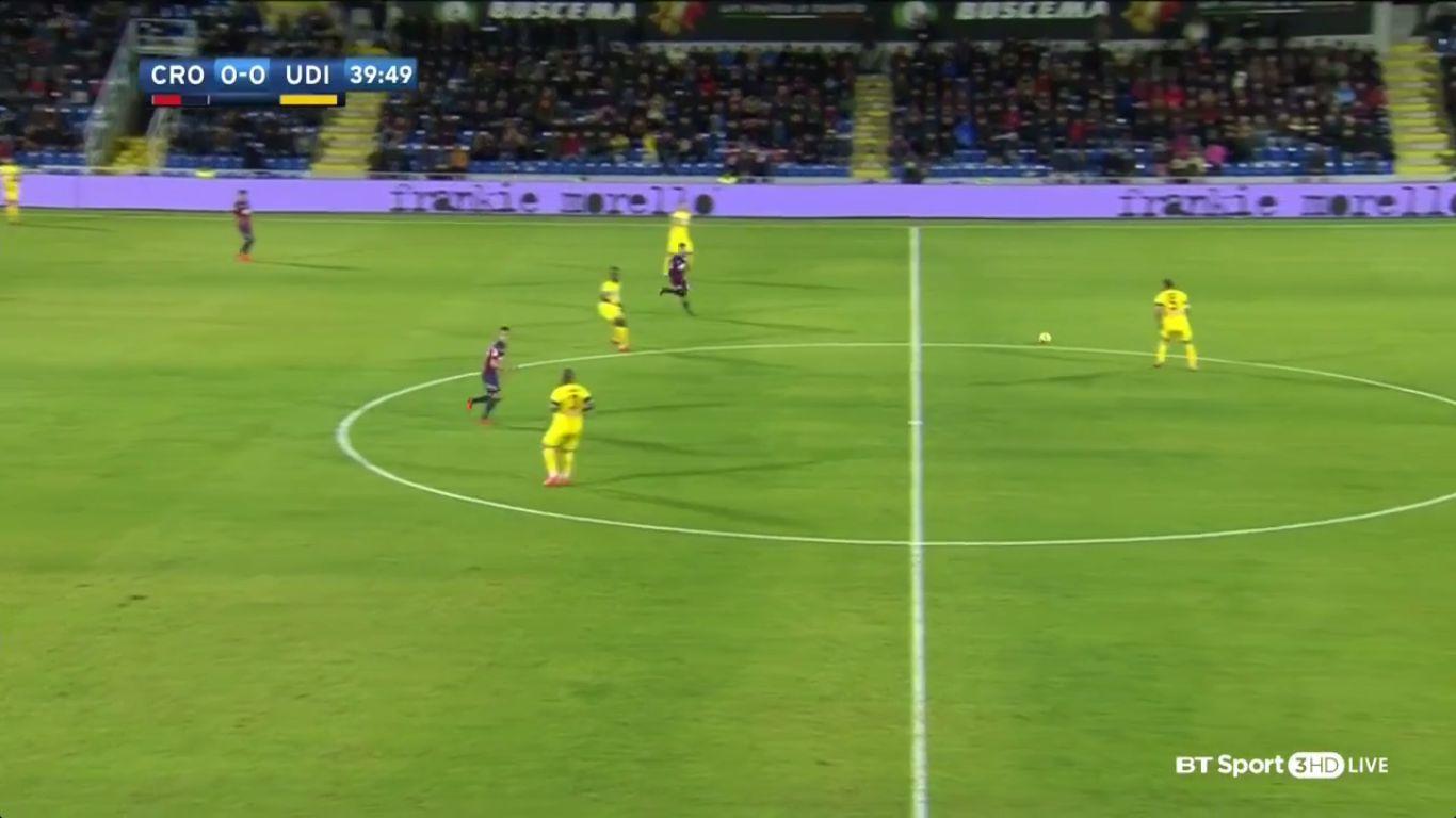 04-12-2017 - Crotone 0-3 Udinese