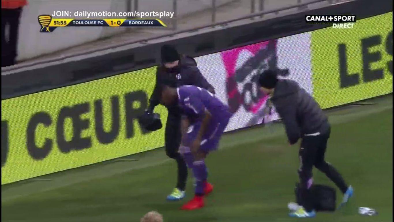 12-12-2017 - Toulouse 2-0 Bordeaux (LEAGUE CUP)