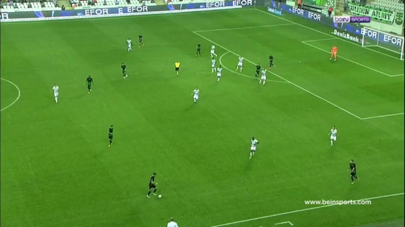 10-09-2017 - Bursaspor 3-0 Akhisar Belediye Genclik Ve Spor
