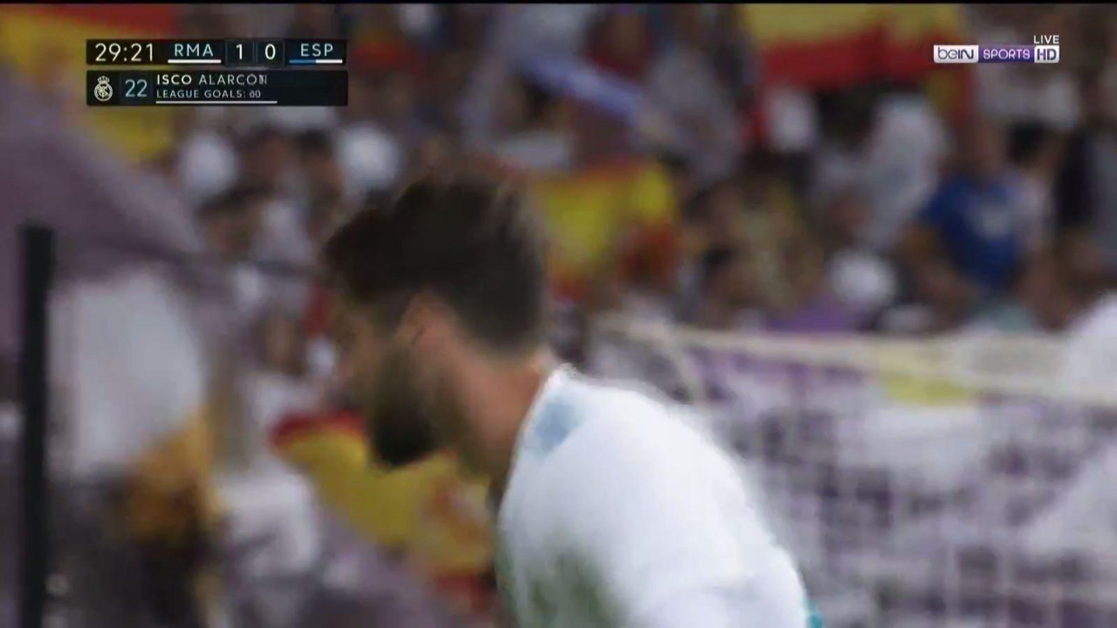 01-10-2017 - Real Madrid 2-0 Espanyol