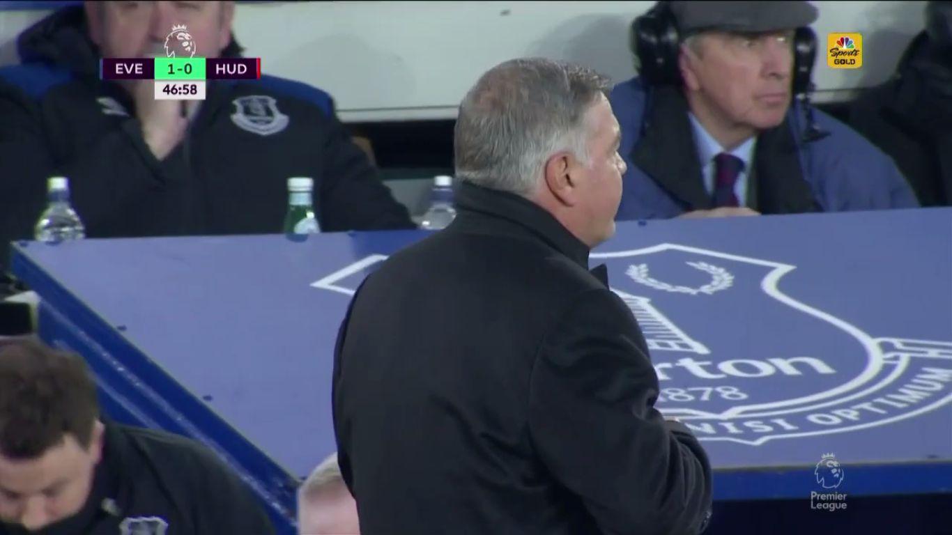 02-12-2017 - Everton 2-0 Huddersfield Town