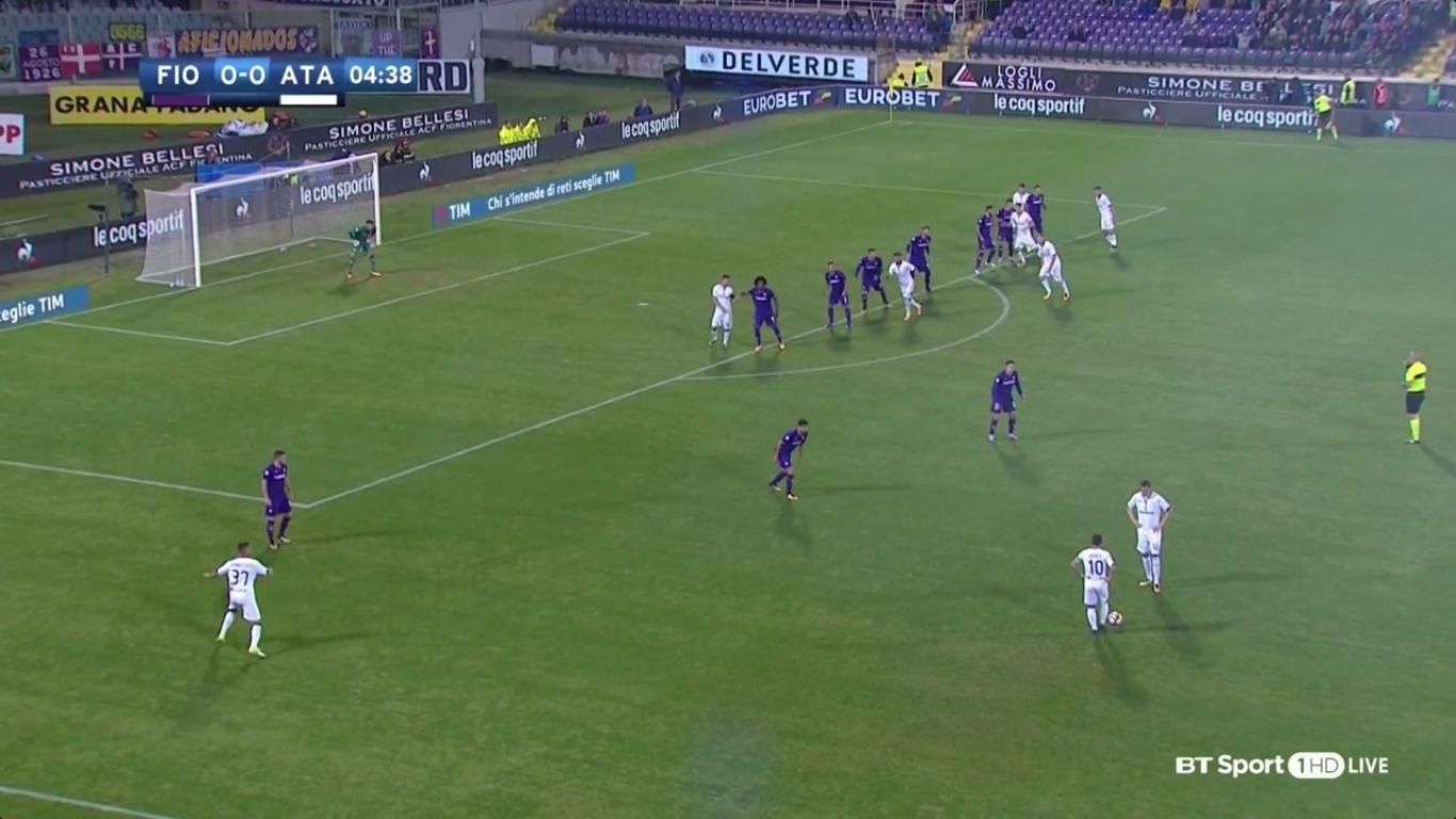 24-09-2017 - Fiorentina 1-1 Atalanta
