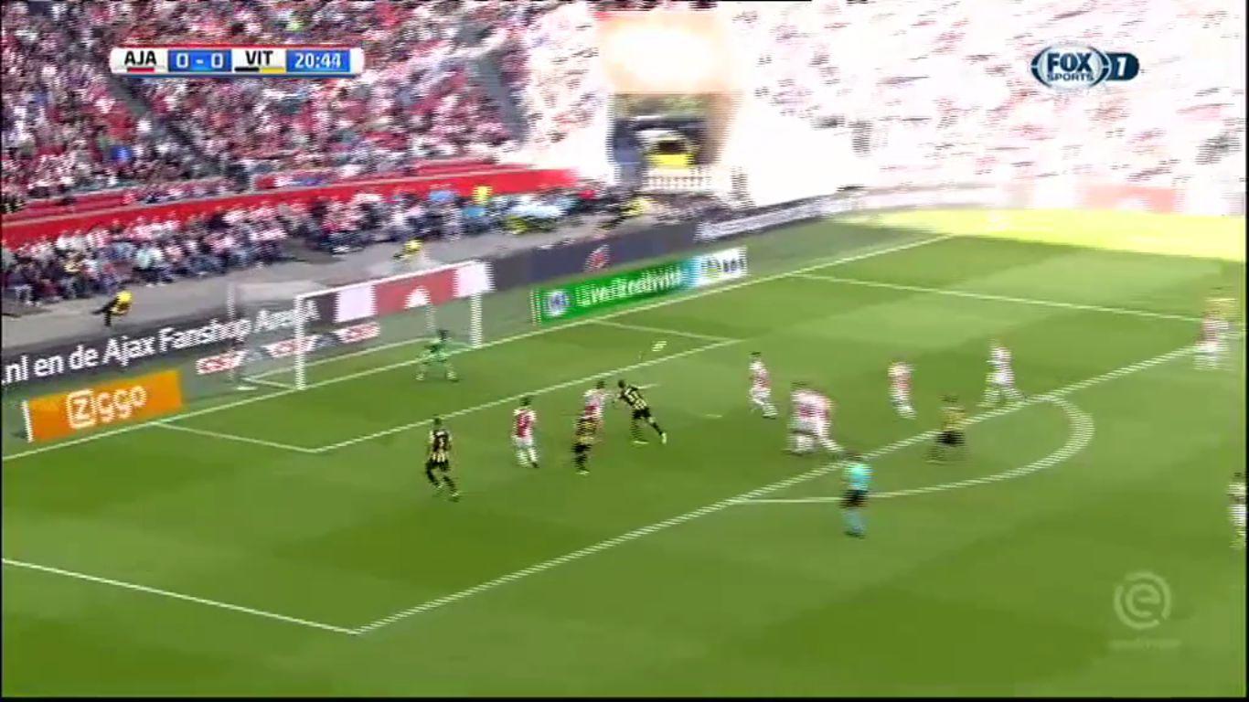 24-09-2017 - Ajax 1-2 Vitesse