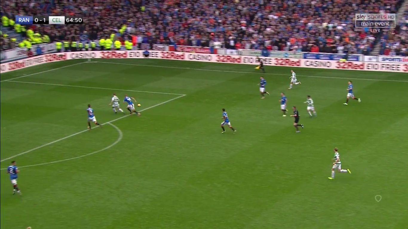 23-09-2017 - Rangers 0-2 Celtic