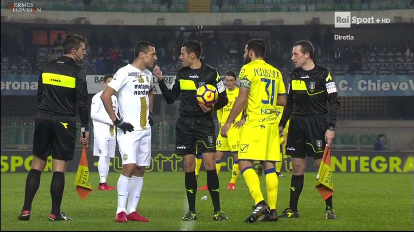 29-11-2017 - ChievoVerona 1-1 (4-5 PEN.) Hellas Verona (COPPA ITALIA)