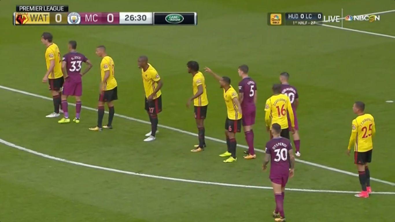 16-09-2017 - Watford 0-6 Manchester City