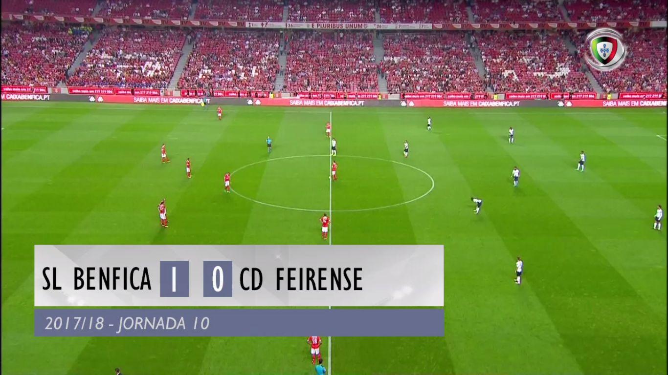 27-10-2017 - Benfica 1-0 Feirense