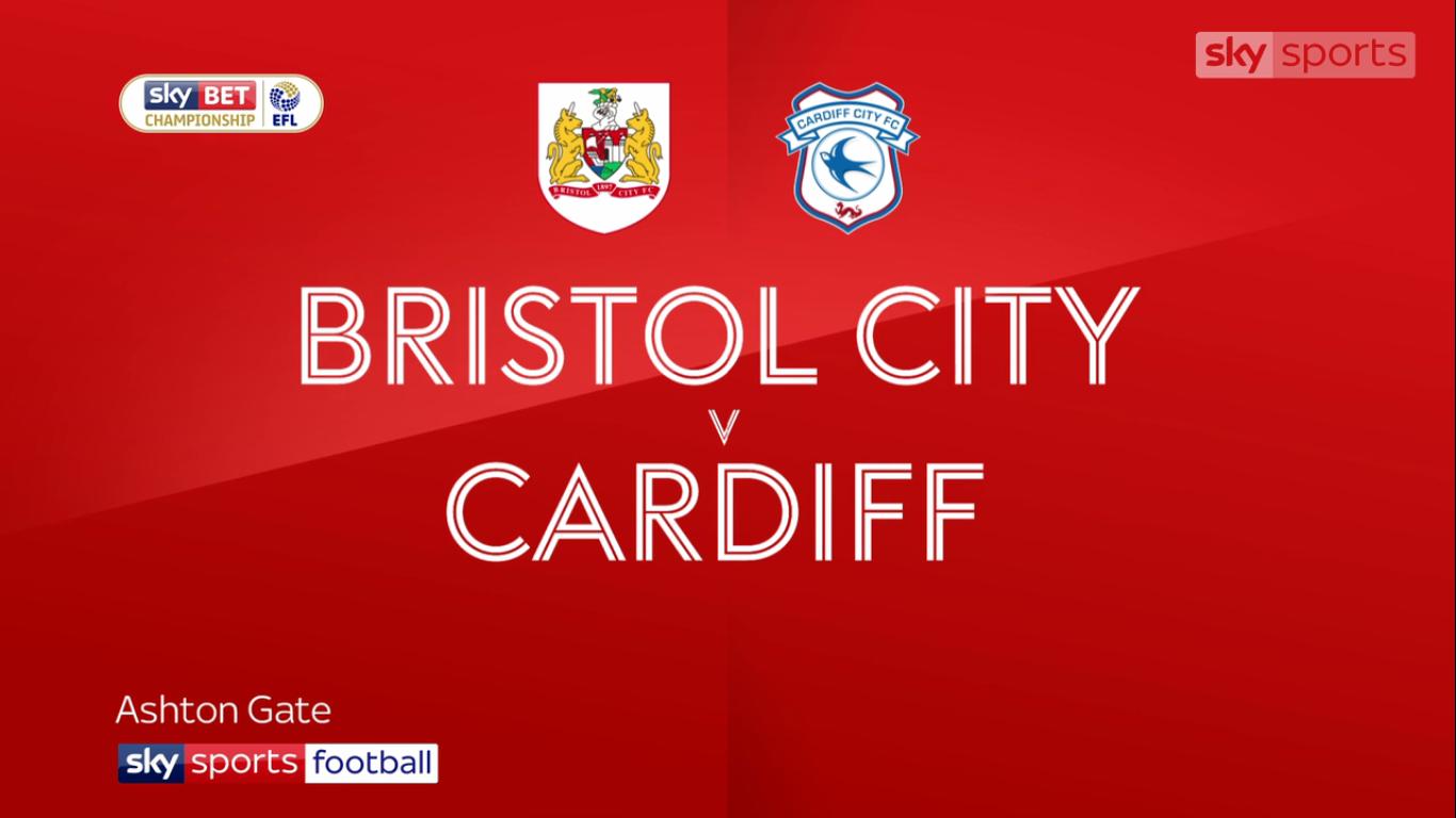 04-11-2017 - Bristol City 2-1 Cardiff City (CHAMPIONSHIP)