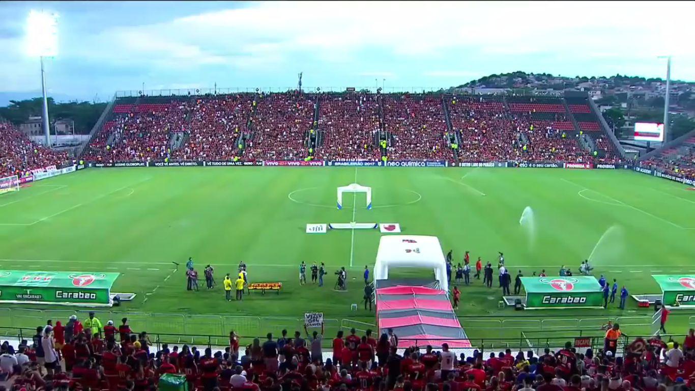 27-11-2017 - Flamengo 1-2 Santos FC