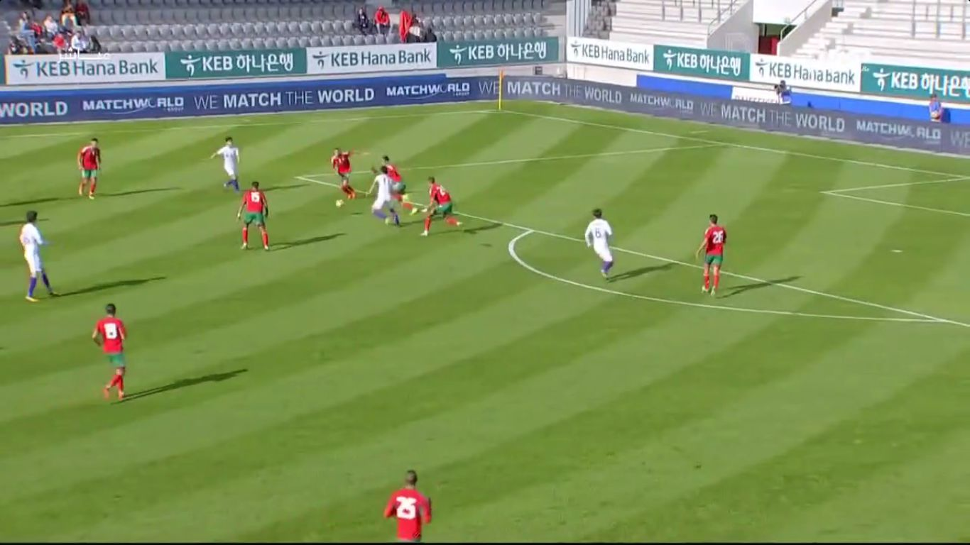 10-10-2017 - Morocco 3-1 South Korea (FRIENDLY)