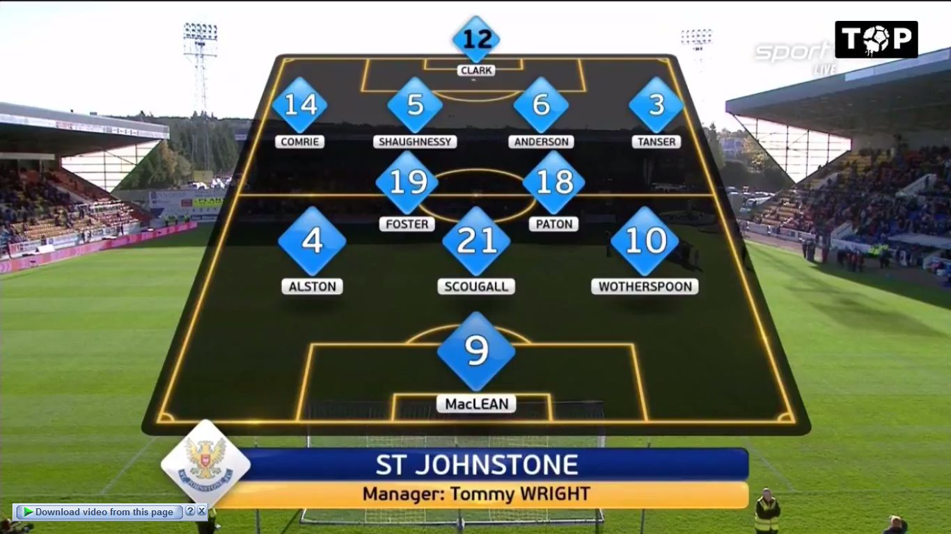 04-11-2017 - St.Johnstone 0-4 Celtic