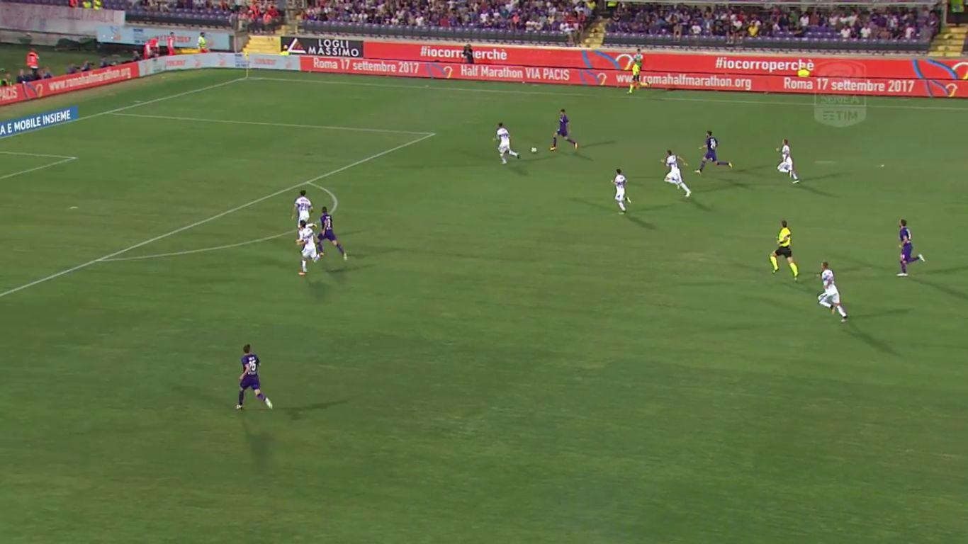 27-08-2017 - Fiorentina 1-2 Sampdoria