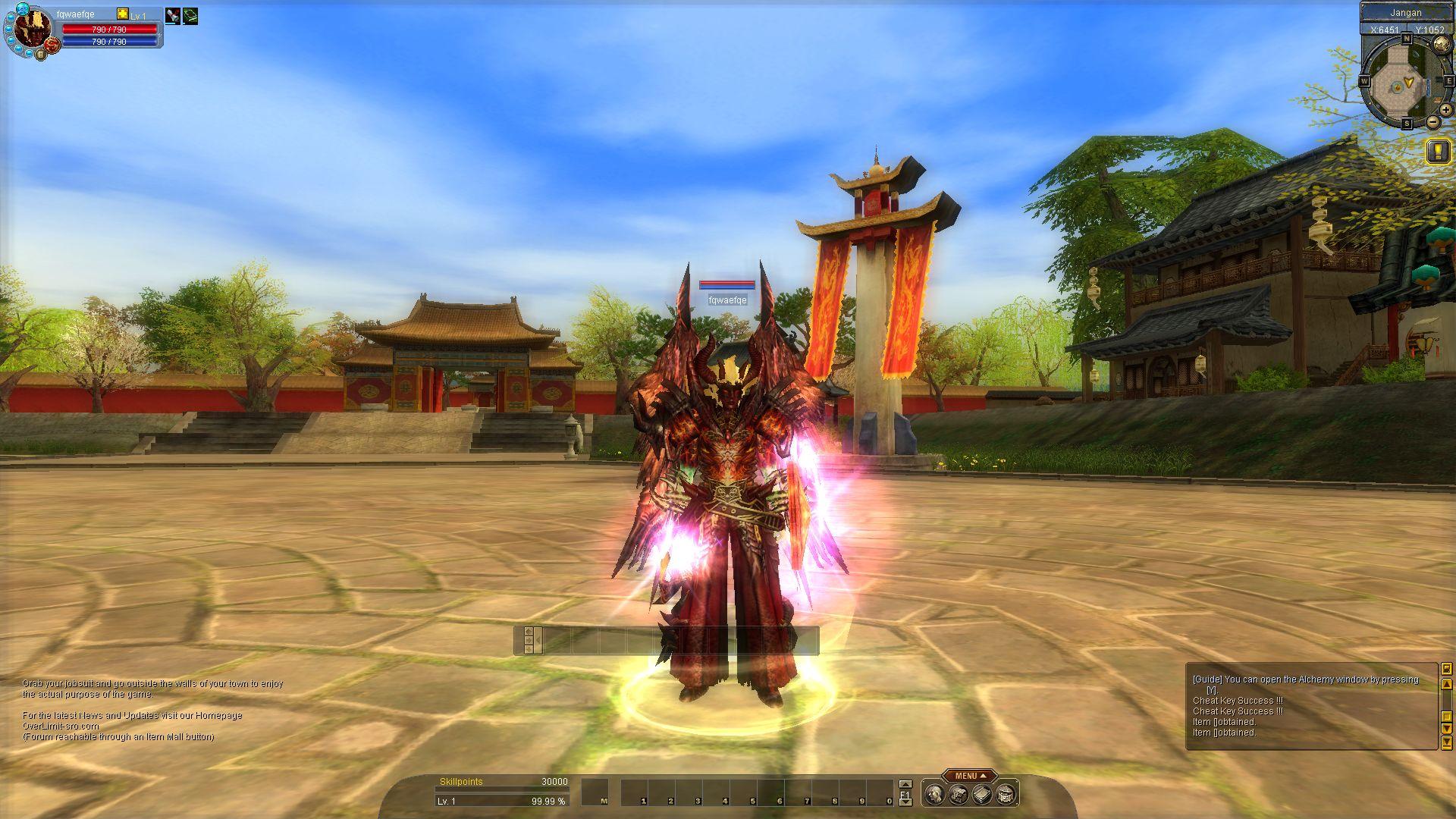 Silkroad Online Video - MMORPG Video - MMOsite.com