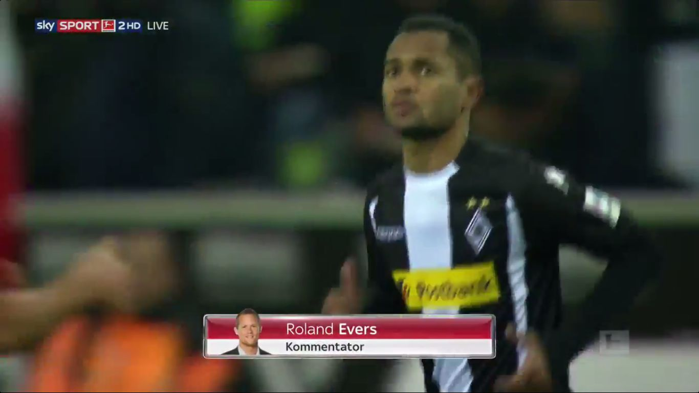 04-11-2017 - Borussia Moenchengladbach 1-1 Mainz 05
