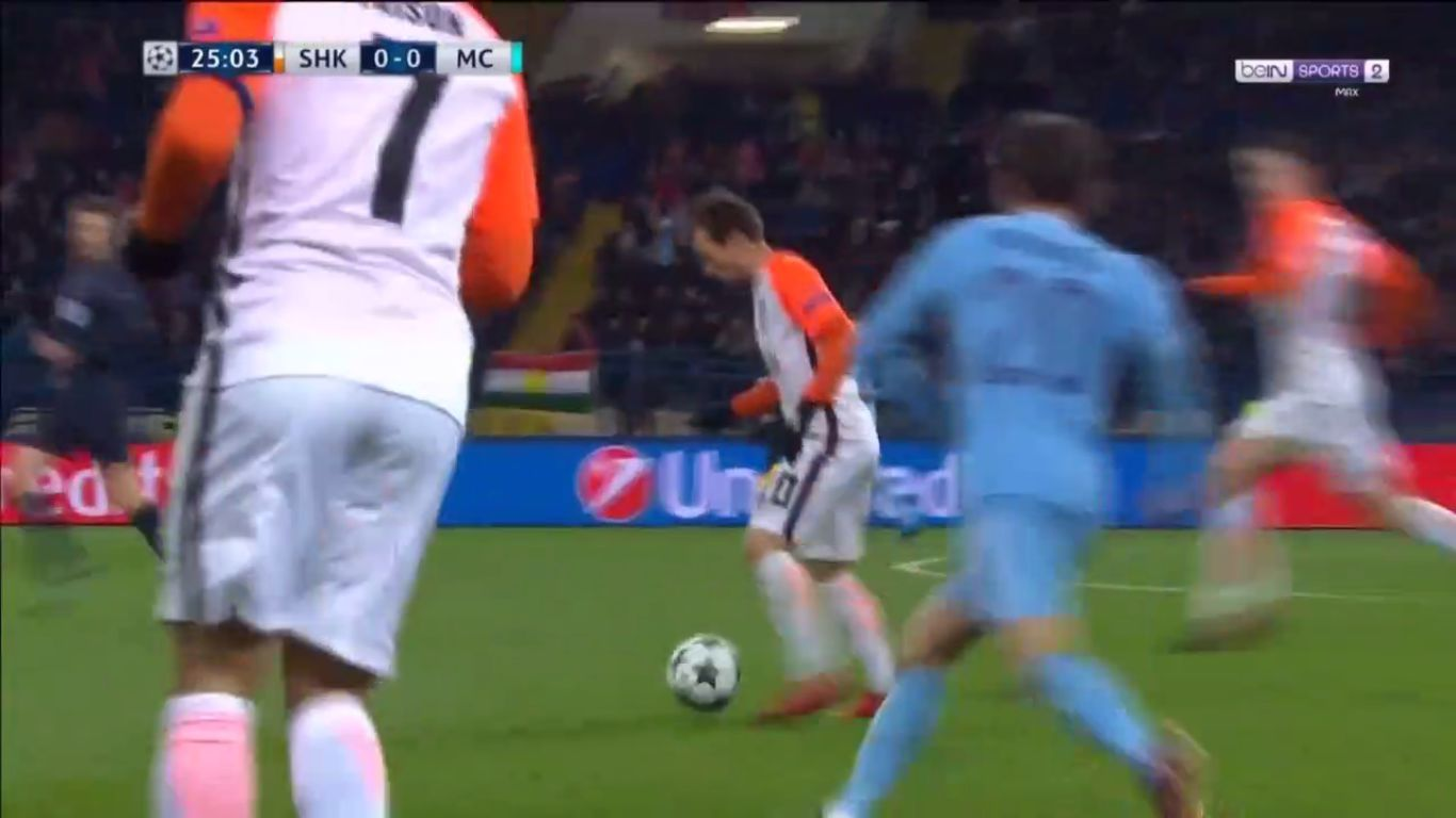 06-12-2017 - Shakhtar Donetsk 2-1 Manchester City (CHAMPIONS LEAGUE)