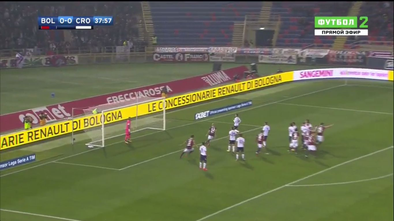 04-11-2017 - Bologna 2-3 Crotone
