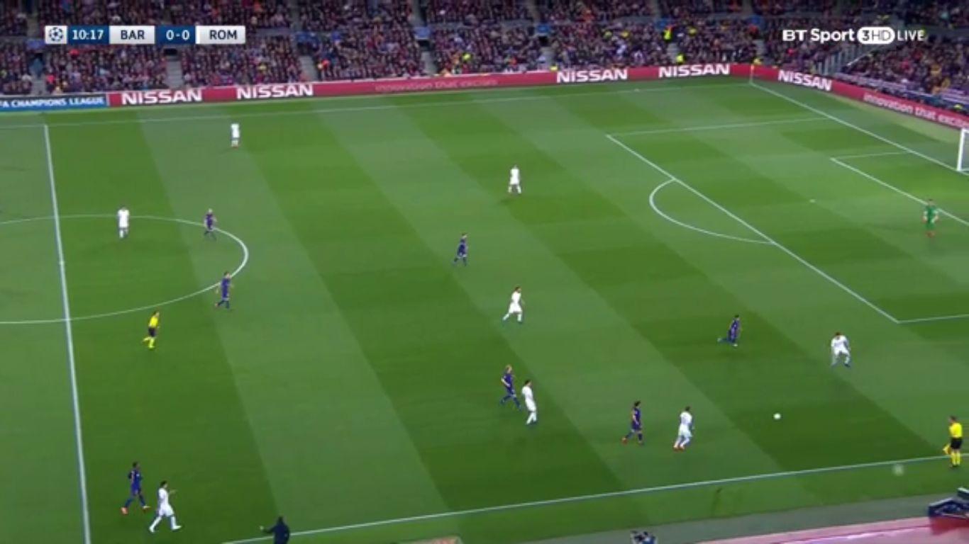 04-04-2018 - Barcelona 4-1 Roma (CHAMPIONS LEAGUE)