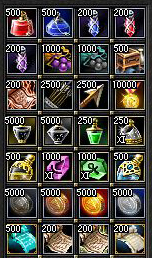 Stack Items