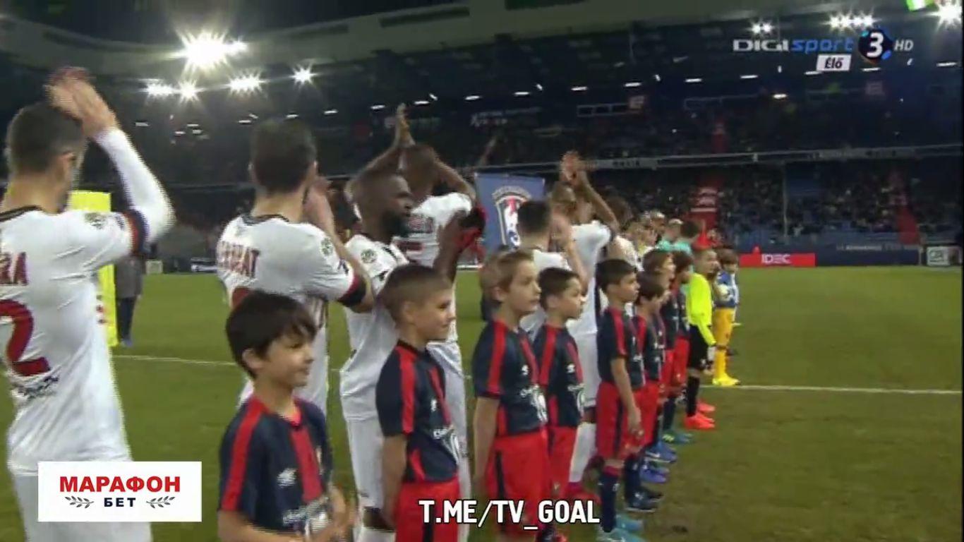 16-12-2017 - Caen 0-0 Guingamp
