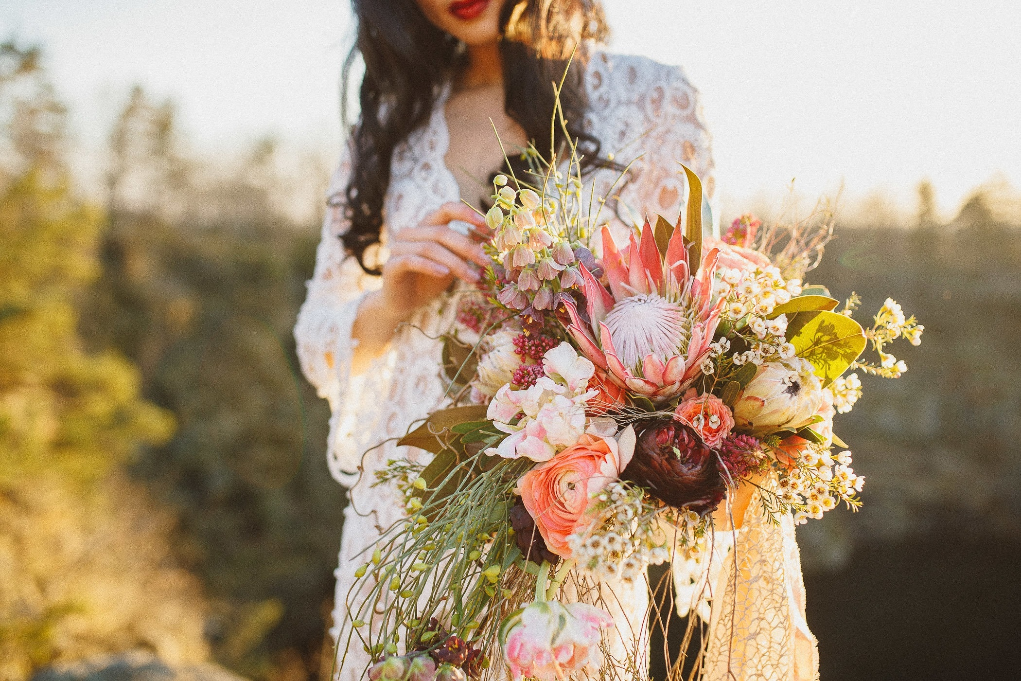 >Vintage Brautmode