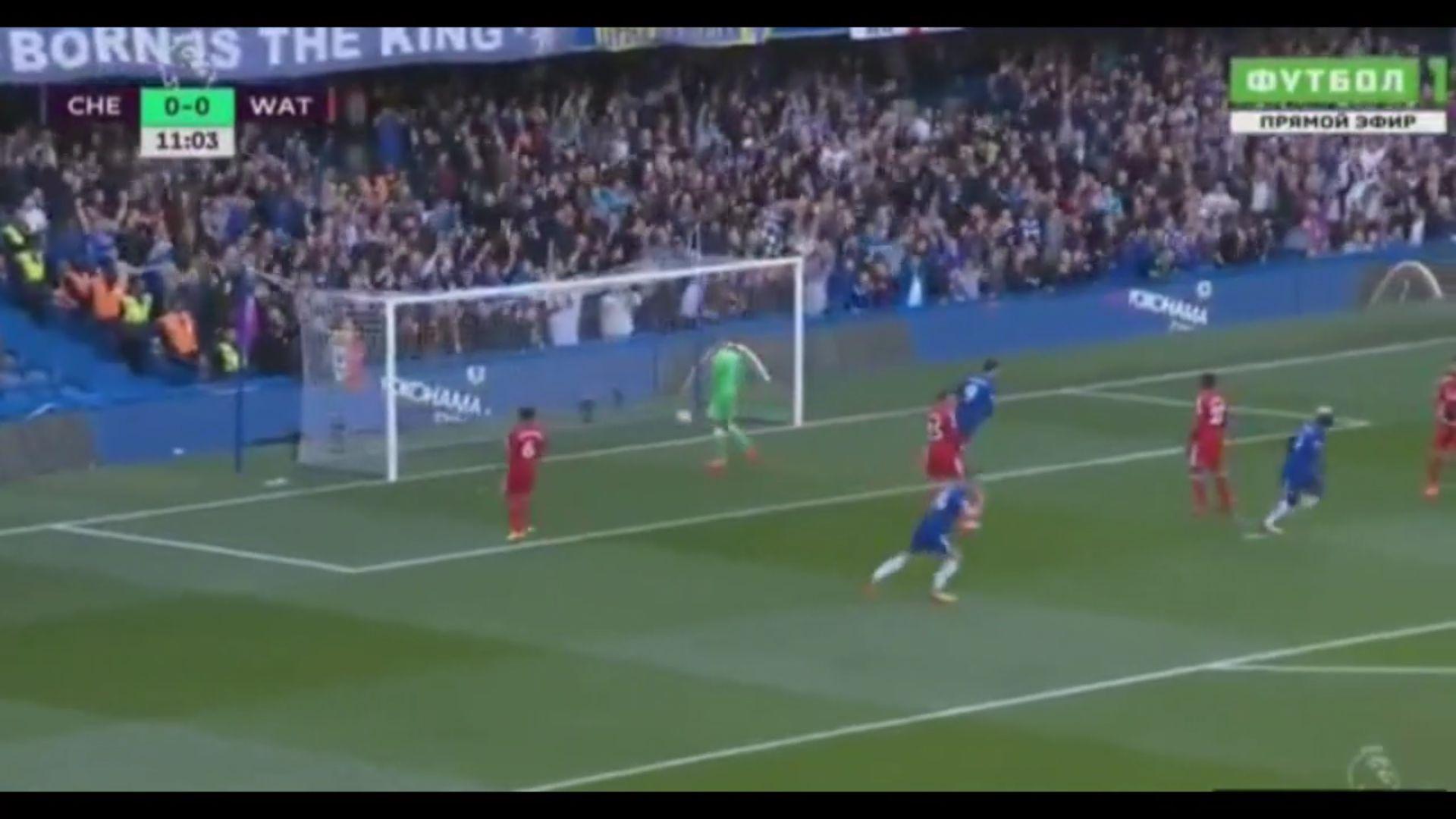 21-10-2017 - Chelsea 4-2 Watford