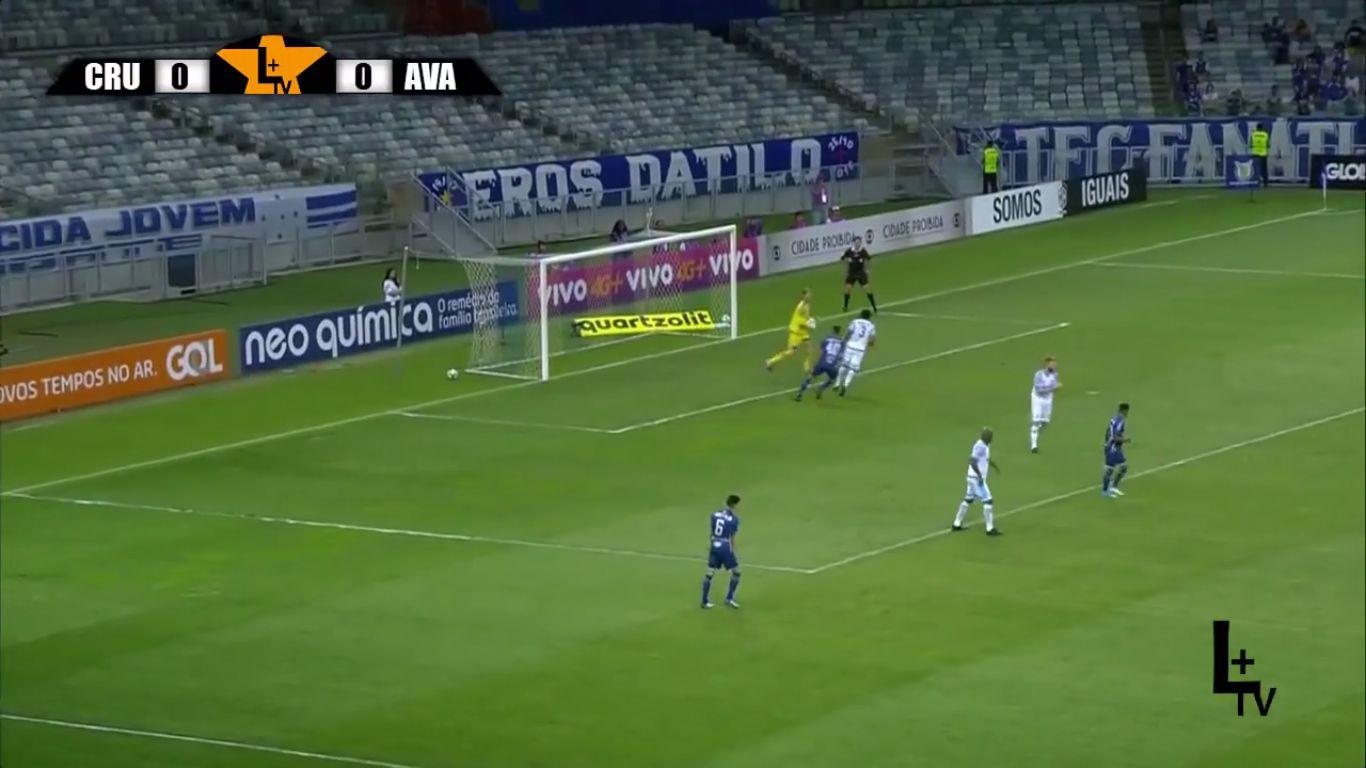 16-11-2017 - Cruzeiro 2-2 Avai FC