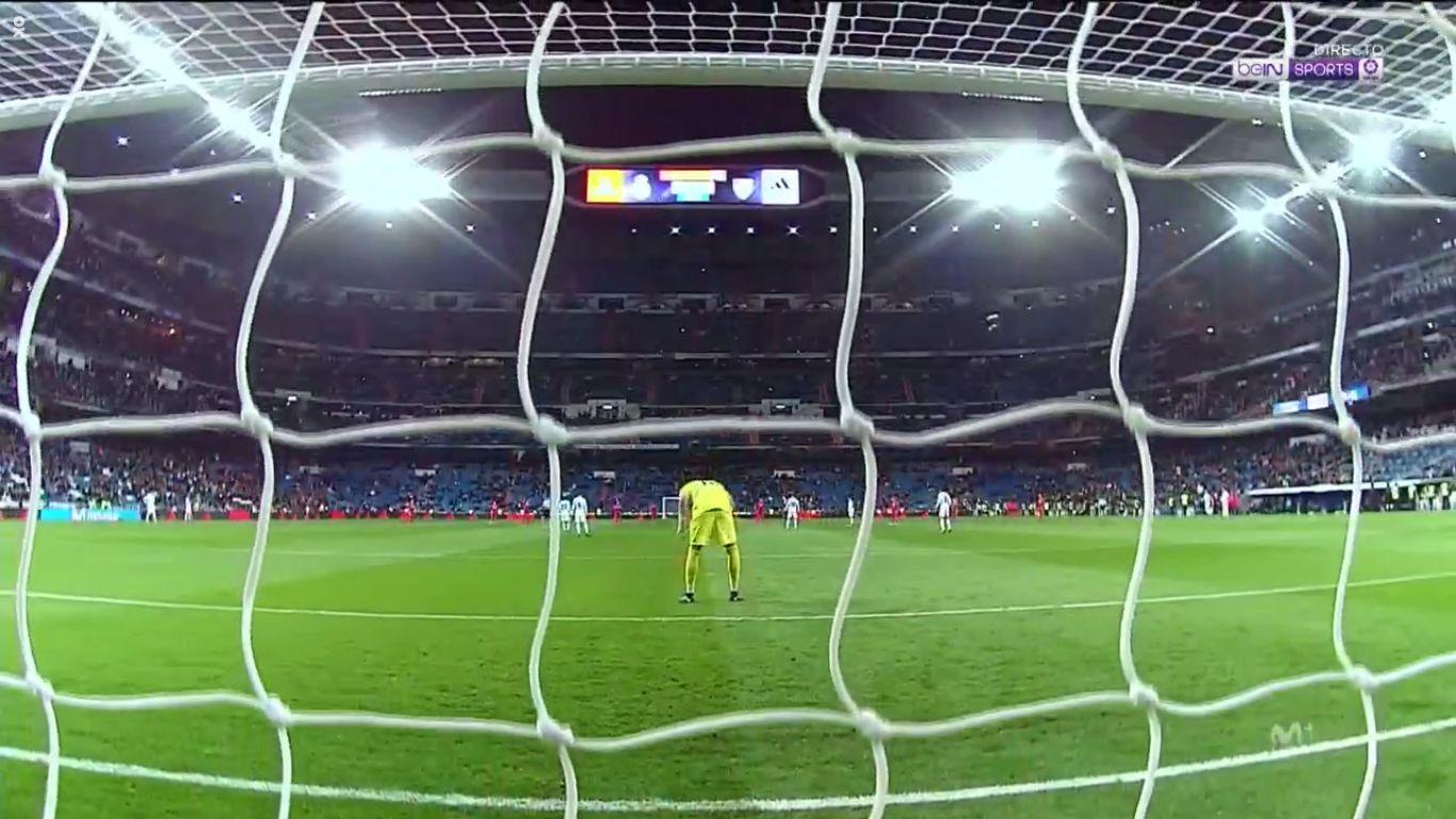 10-01-2018 - Real Madrid 2-2 Numancia (COPA DEL REY)