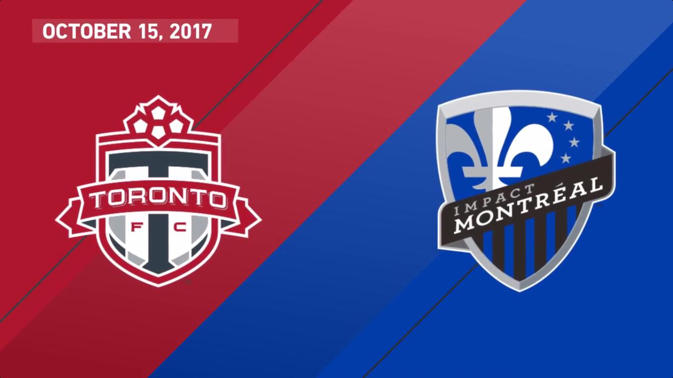 16-10-2017 - Toronto FC 1-0 Montreal Impact