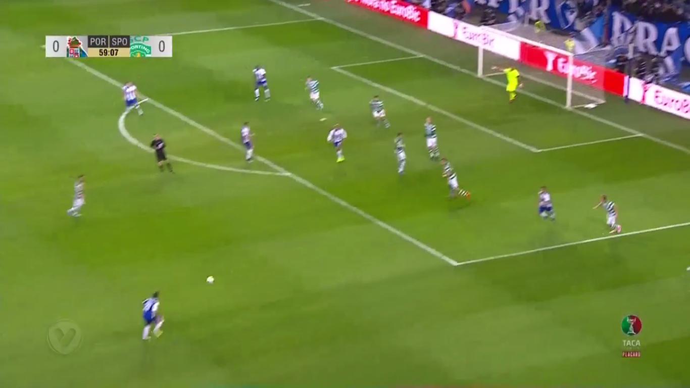 07-02-2018 - FC Porto 1-0 Sporting CP (TACA DE PORTUGAL)