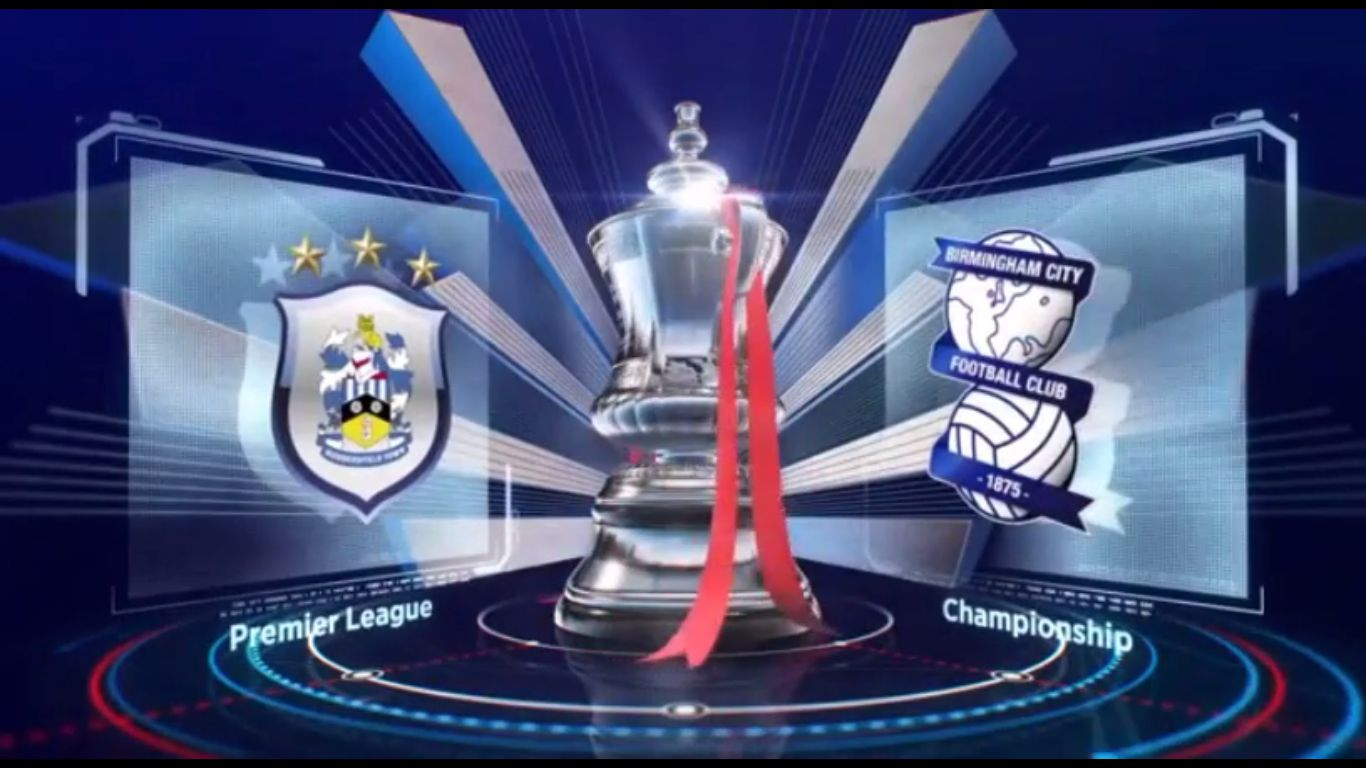 27-01-2018 - Huddersfield Town 1-1 Birmingham City (FA CUP)