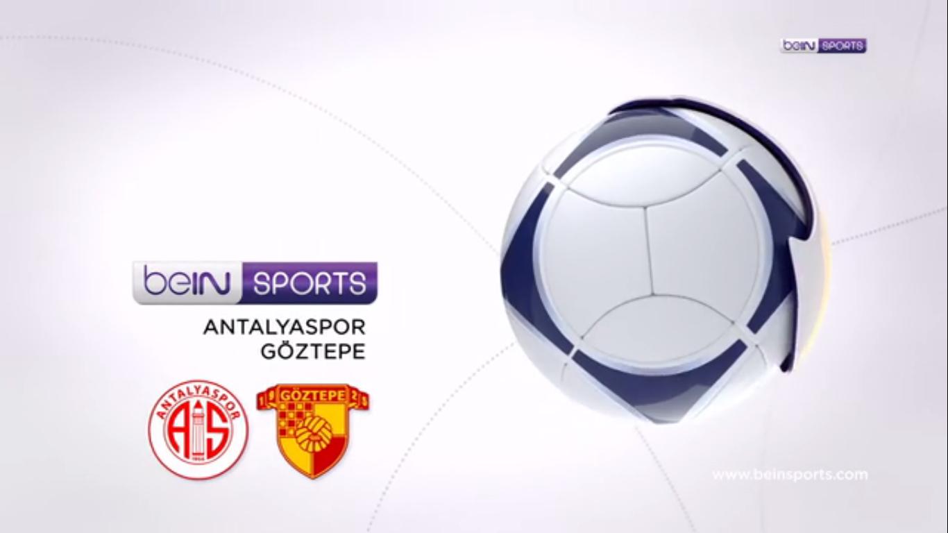 14-10-2017 - Antalyaspor 1-3 Goztepe