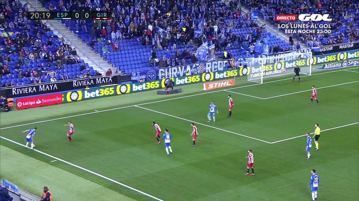 11-12-2017 - Espanyol 0-1 Girona