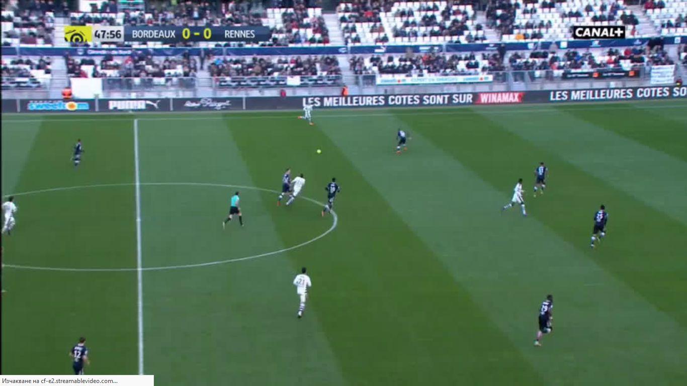 VIDEO: Bordeaux 0-2 Rennes Highlights | GoalsArena