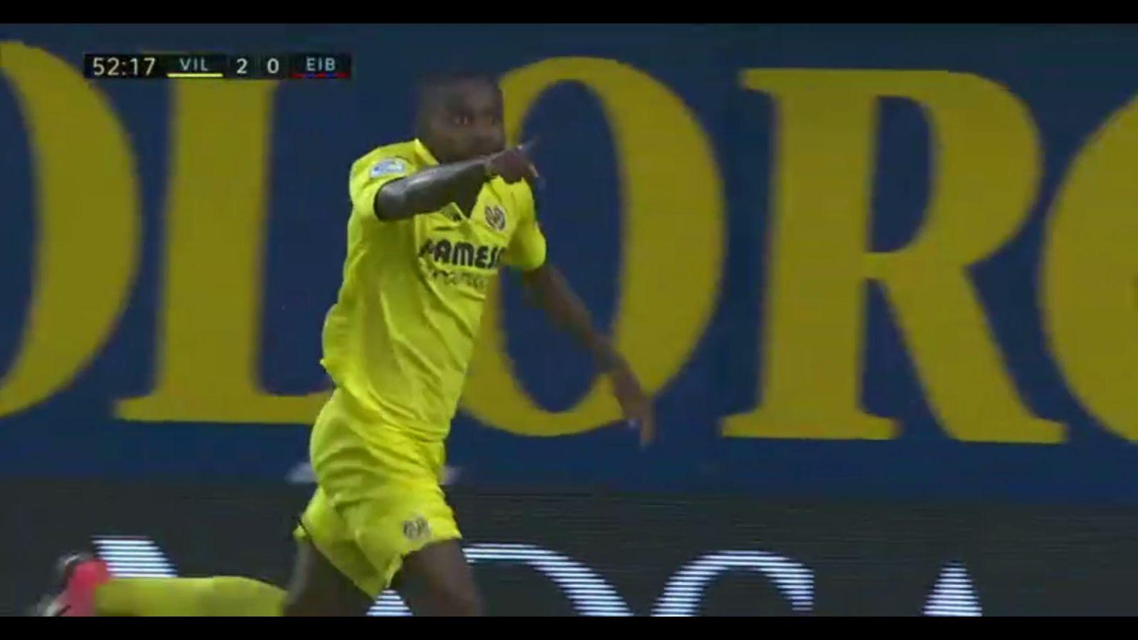 01-10-2017 - Villarreal 3-0 Eibar