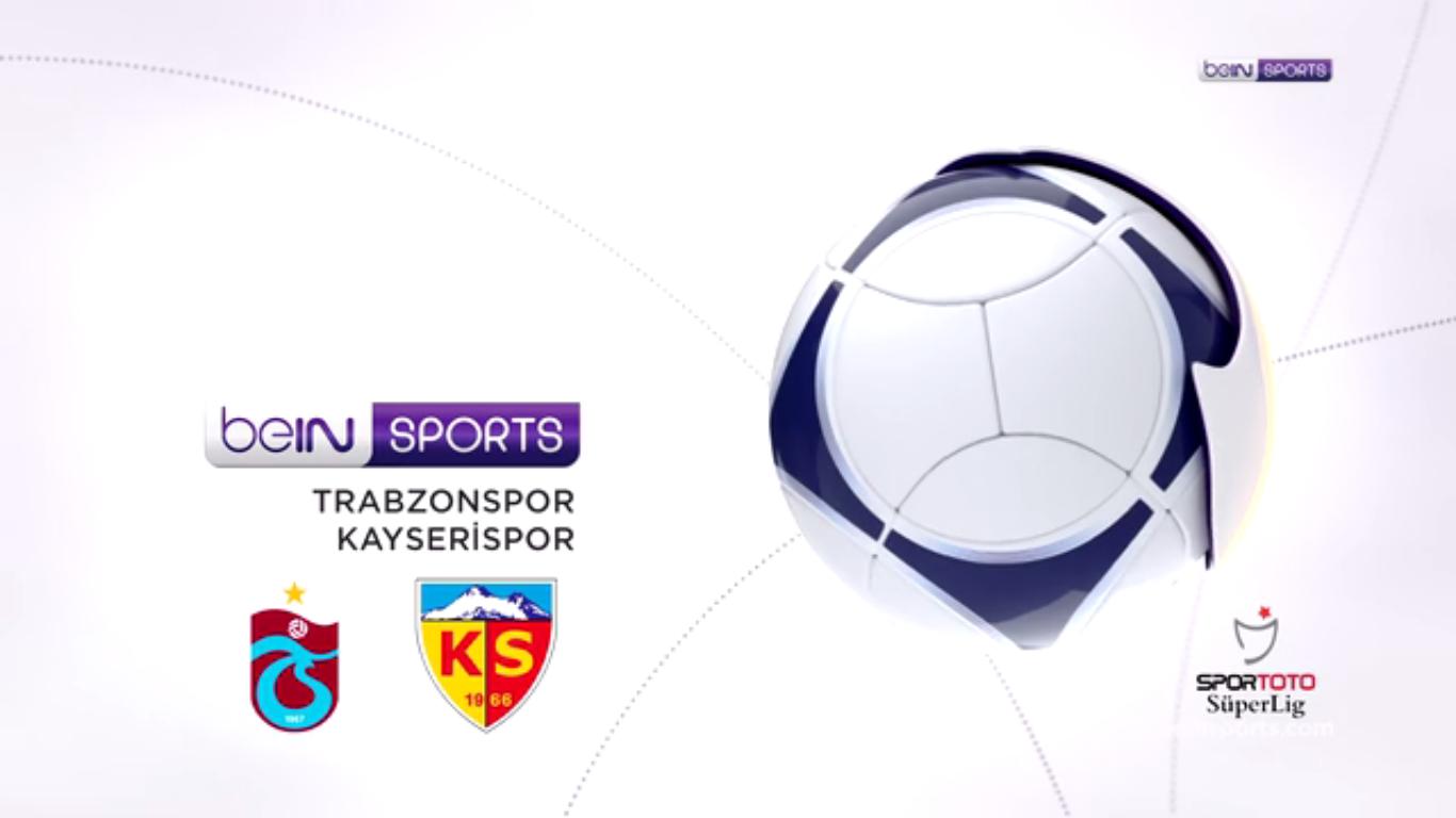 07-04-2018 - Trabzonspor 4-0 Kayserispor