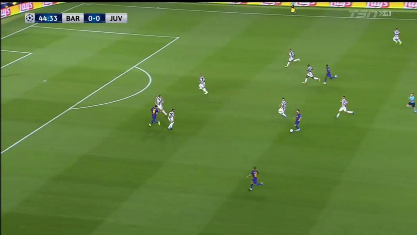 12-09-2017 - Barcelona 3-0 Juventus (CHAMPIONS LEAGUE)