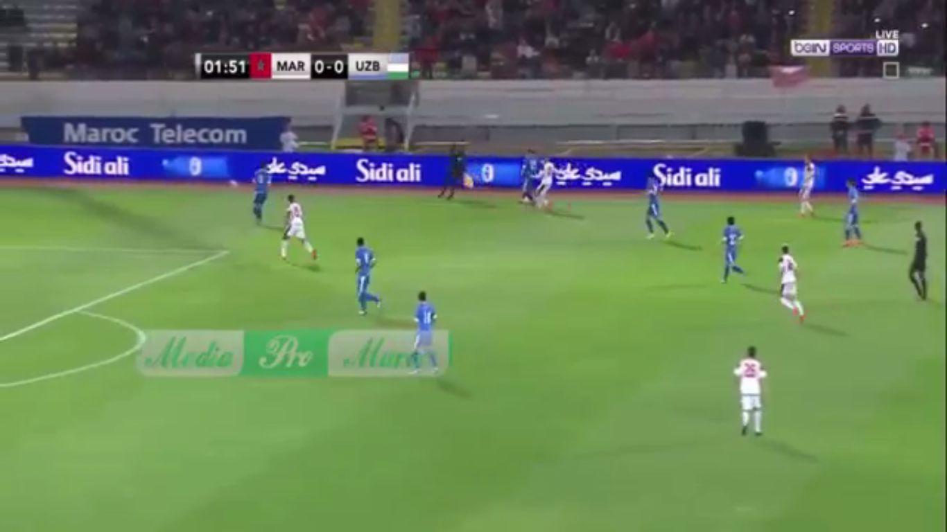 27-03-2018 - Morocco 2-0 Uzbekistan (FRIENDLY)